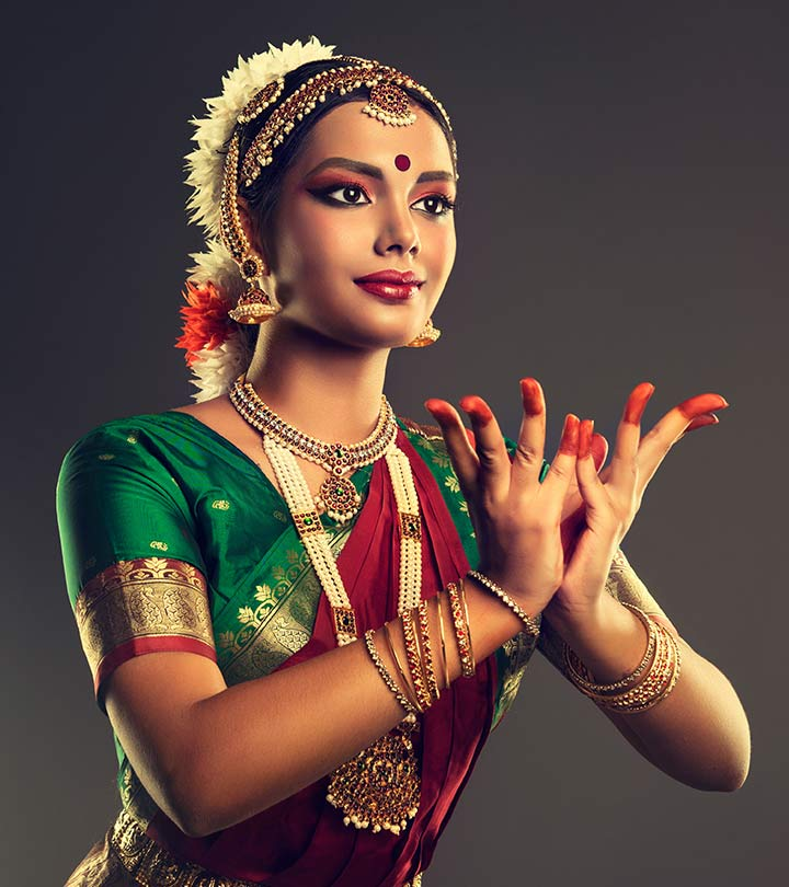 How To Do Bharatanatyam Makeup Step By Step Tutorial