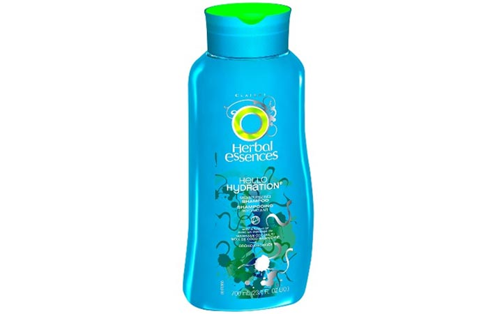 3. Herbal Essence Hello Hydration Shampoo