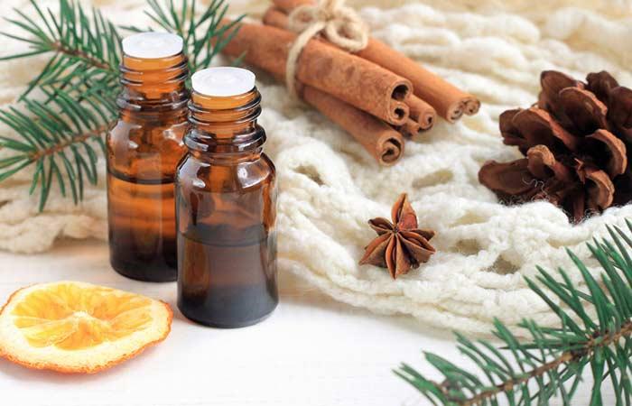 Treat Spider Veins - Massage Oils