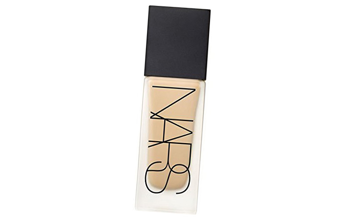 Best Foundations For Oily Skin - 3. NARS All Day Luminous Weightless Foundation