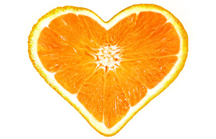 Heart Healthy Foods - Oranges