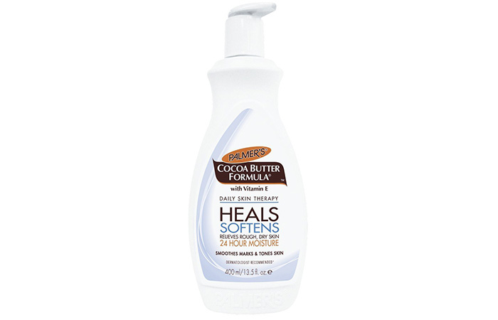 3. Palmer's Cocoa Butter Formula with Vitamin E - Best Body Lotions