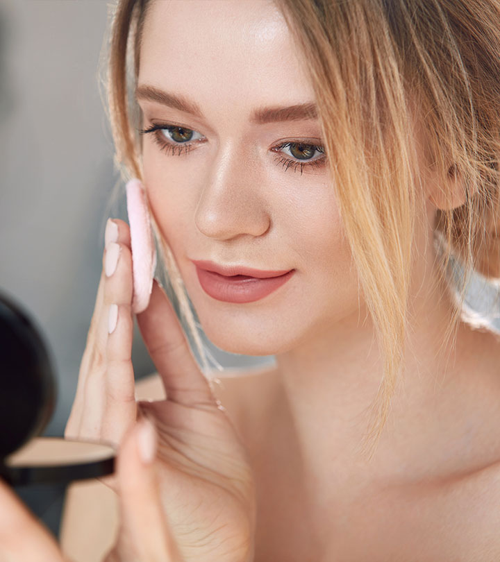 Top 5 Compact Powders For Oily Skin