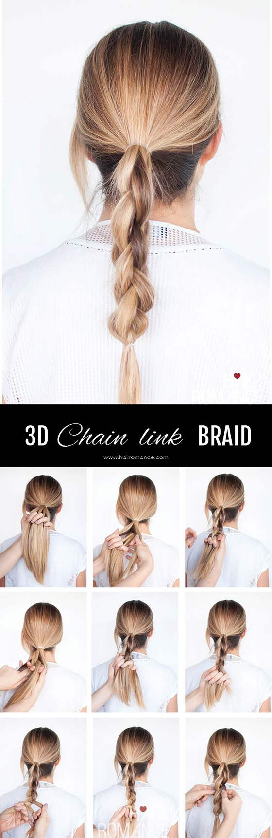 3D-Chain-Link-Braid