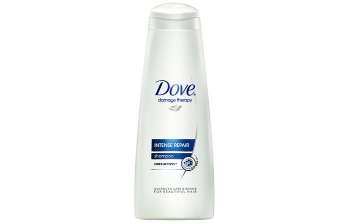 4. Dove Intense Repair Shampoo