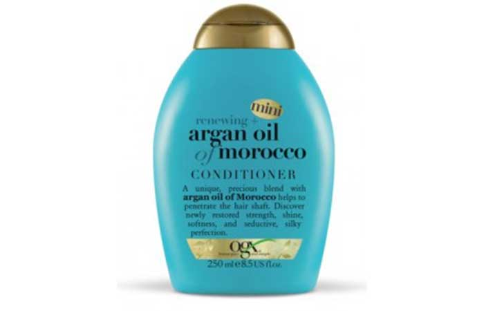 4. OGX Moroccan Argan Oil Conditioner