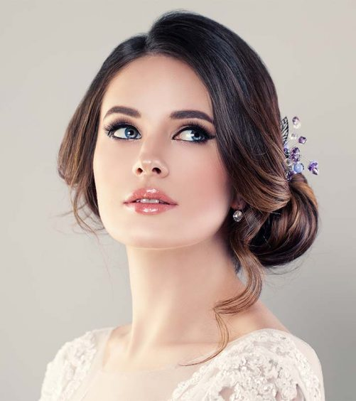 20 Popular Prom Hairstyles For Girls With Medium Length Hair