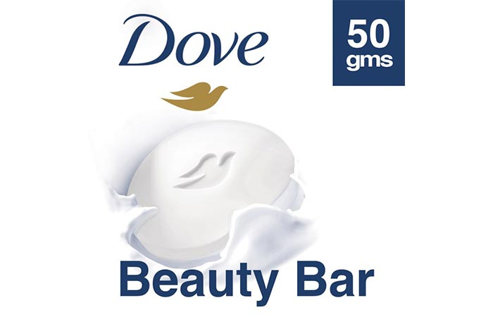 5. Dove Beauty Bar