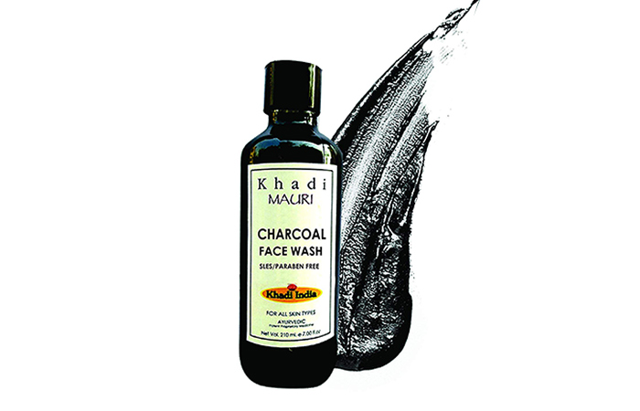 5.-Khadi-Mauri-Charcoal-Face-Scrub - Skin Exfoliants