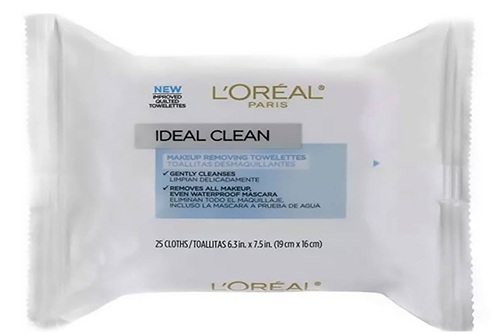 L'Oreal Paris Makeup Removing Towelettes - Face Wipes