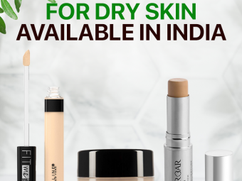 6 Best Concealers For Dry Skin Available In India