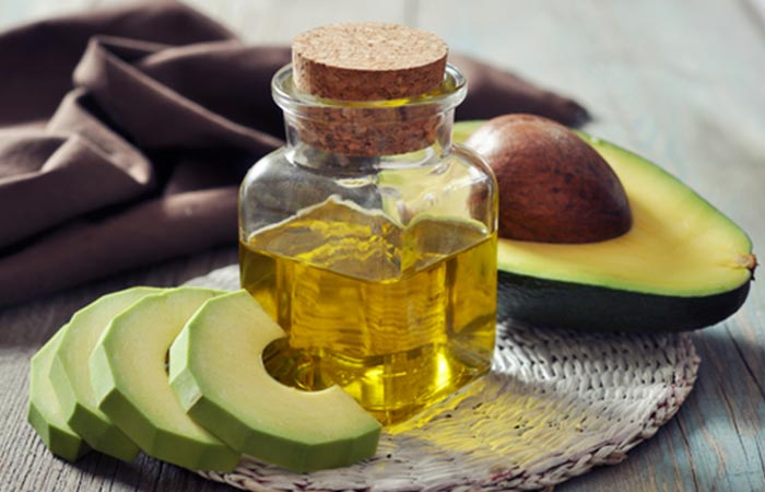 Hot Oil Hair Massage - Avocado Oil