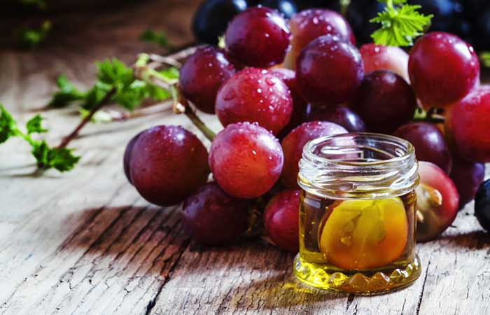 Treat Spider Veins - Grape Seed Extract