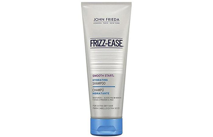 6. John Frieda Frizz Ease Shampoo