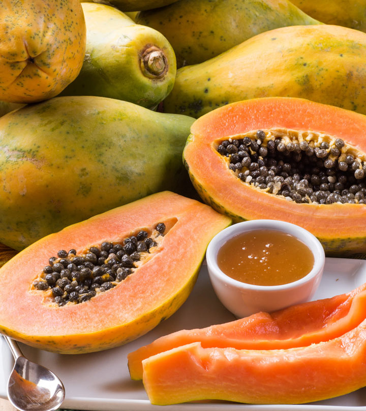 7 papaya face packs for glowing fair and smooth skin 7 papaya face packs for glowing fair solutioingenieria Gallery