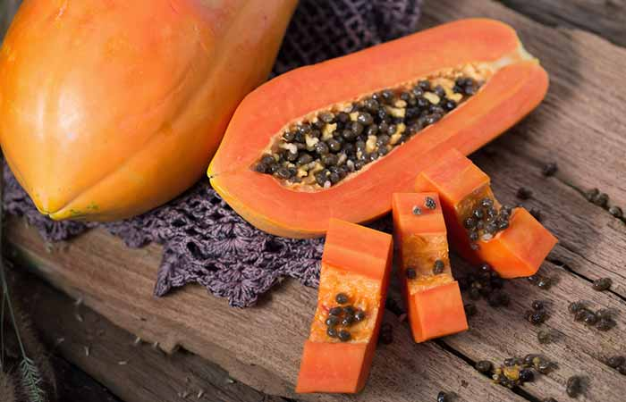 7. Papaya And Sandalwood