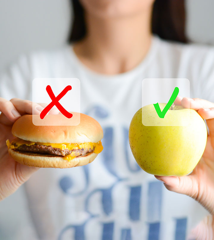 Junk Food Vs  Healthy Food - Which Is More Healthier?