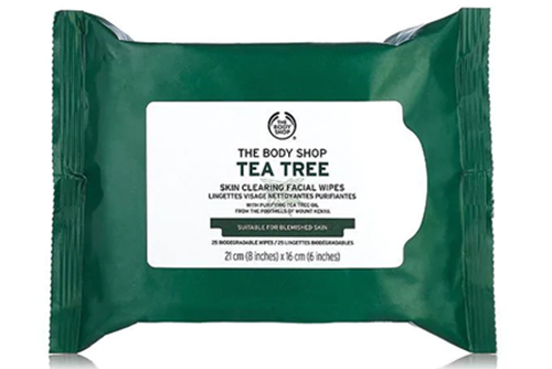 The Body Shop Skin Clearing Facial Wipes - Face Wipes
