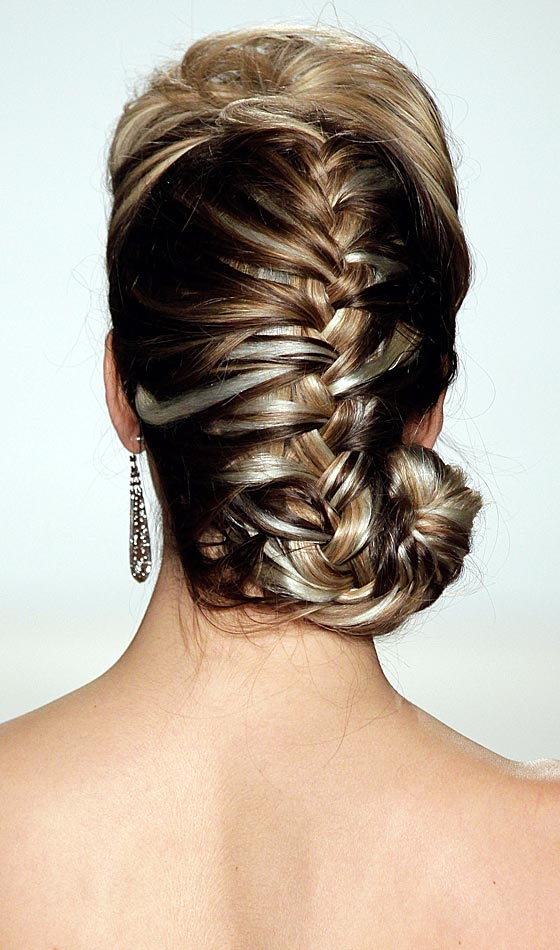 8.French-Fishtail-Braid