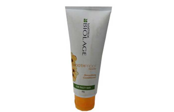9. Matrix Biolage Smooth Proof Conditioner