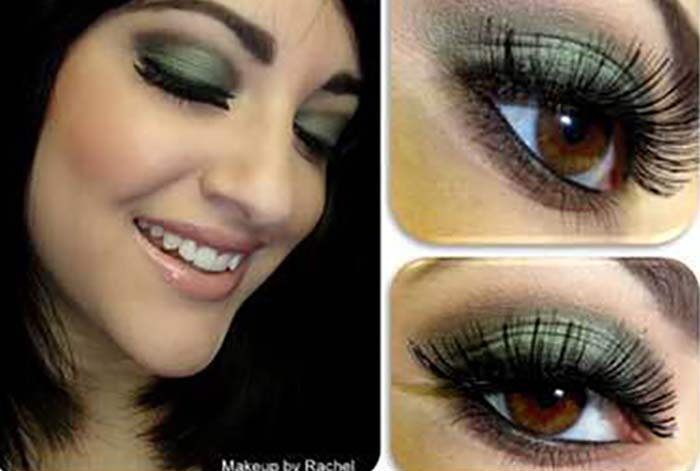 9.-Sultry-Green-Smokey-Eyes1