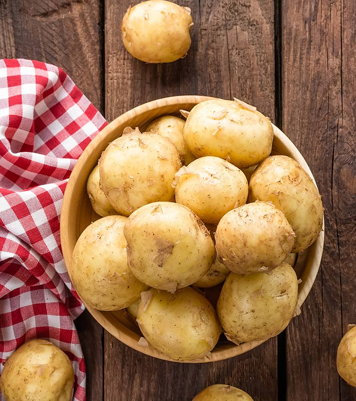 5 Potato Face Pack Tutorials With Pictures And Detailed Steps
