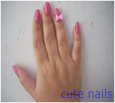 Acrylic Nail Art Stickers 1 Pinit