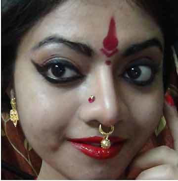 Bharatanatyam Makeup - FINAL LOOK