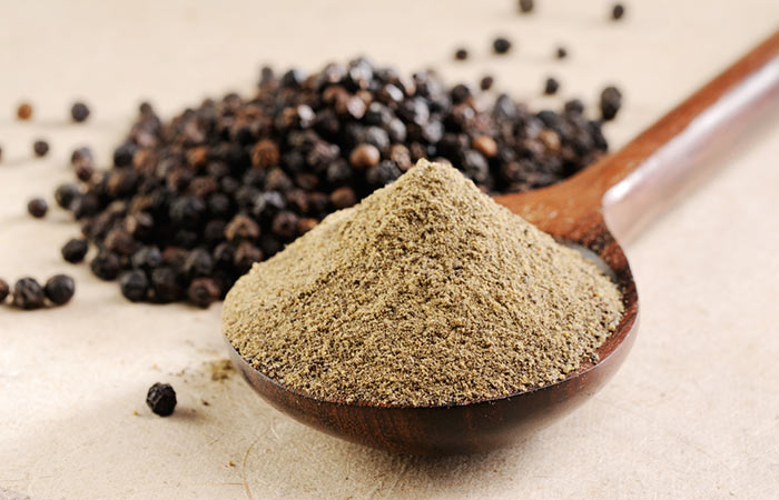 Herbs And Spices For Weight Loss - Black Pepper For Weight Loss