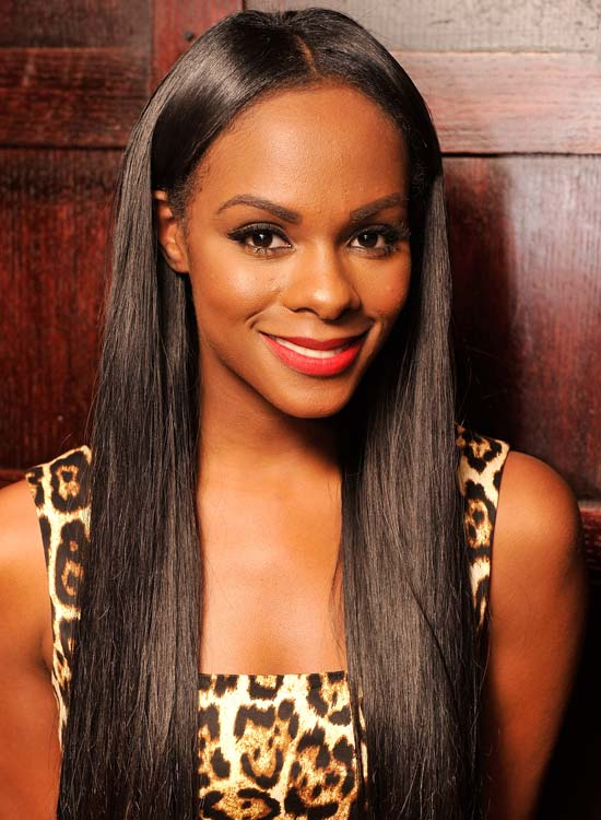 Weave Hairstyles With Center Part Hairstyles