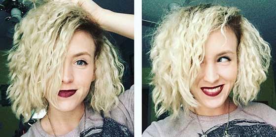 Bleached-Blonde-Perm-Bob