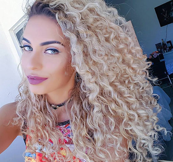 Blonde-Spiral-Perm