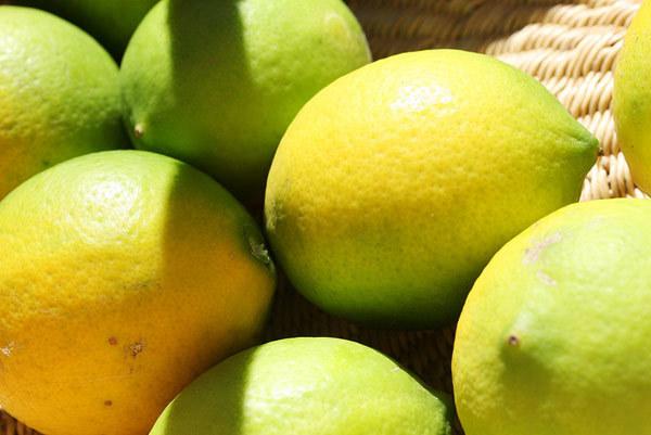 Blueberry and Lemon Mask