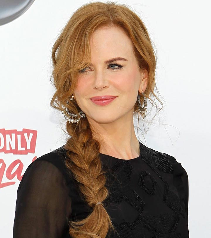 25 Celebrity Hairstyles For Women Over 40