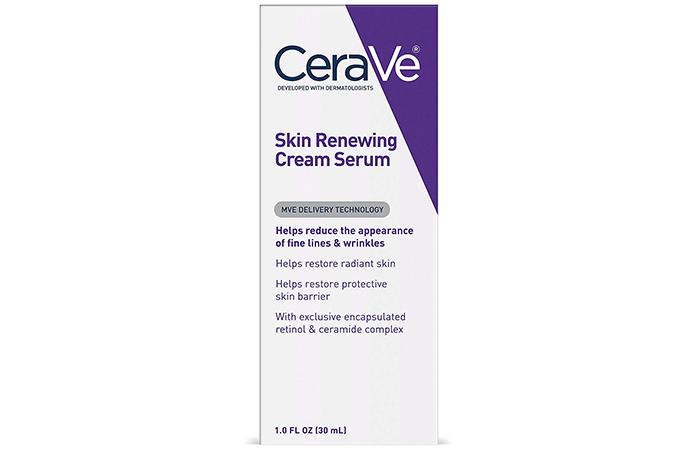 Крем-Сыворотка Для Обновления Кожи CeraVe