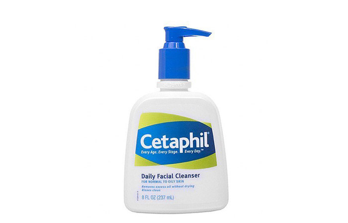 Cetaphil Oily Skin Cleanser - Acne Control Products
