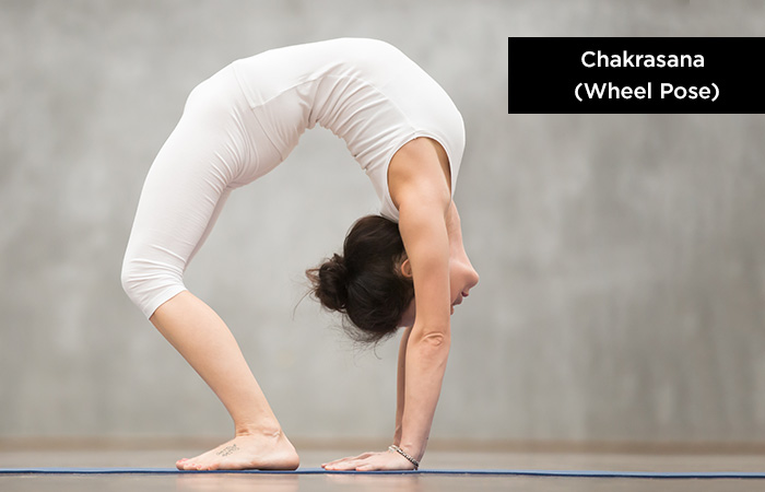 Chakrasana-(Wheel-Pose)
