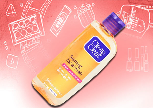 Clear Foaming Facial for Face
