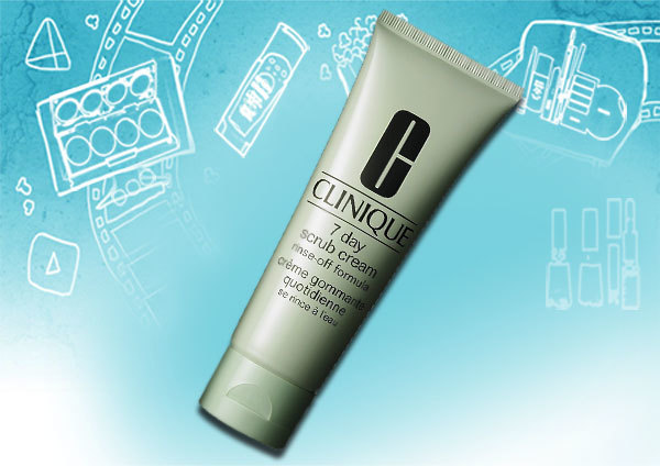 Best Skin Exfoliants - Clinique face scrub