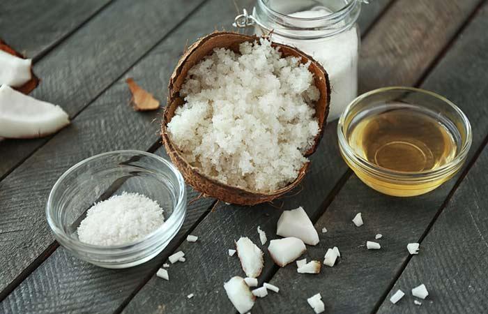 Coconut-Oil-Scrub-For-Oily-Skin