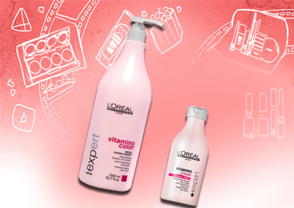 loreal professional vitamino color shampoo