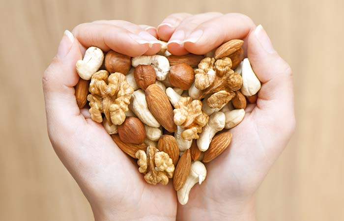 Consume Seeds And Nuts - Ayurvedic Beauty Tips