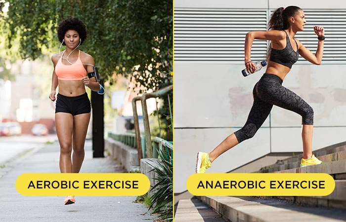 Difference Between Aerobic And Anaerobic Exercise a
