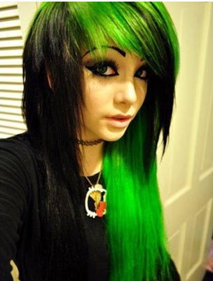 do emo guys like black girls