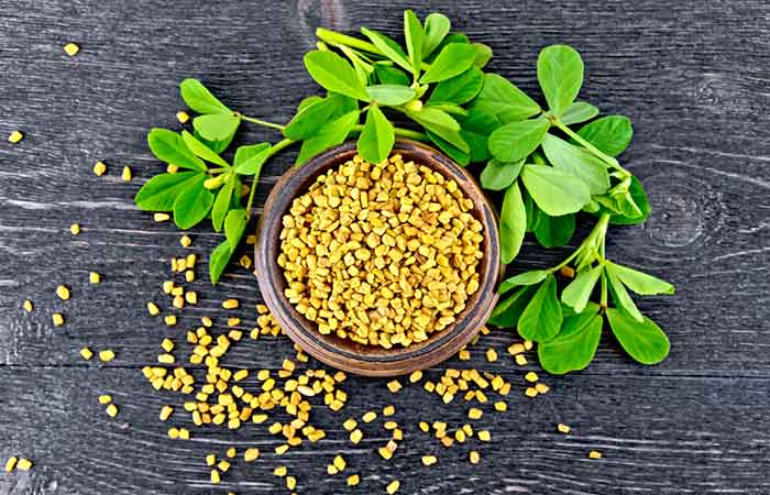 Fenugreek Face Pack