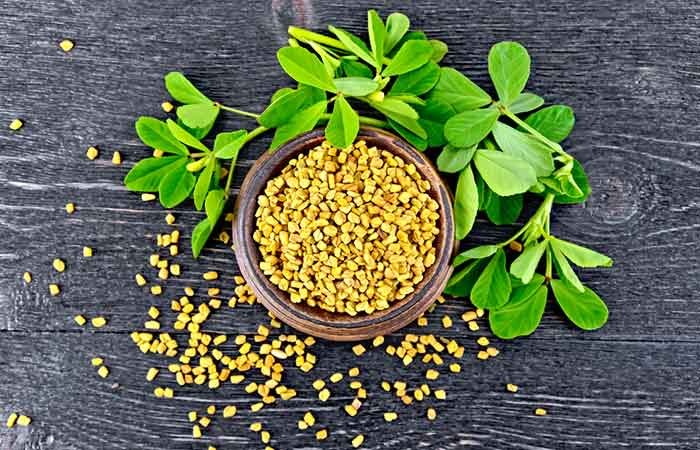 Fenugreek For Preventing Wrinkles - Ayurvedic Beauty Tips
