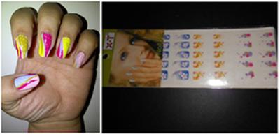 full nail stickers