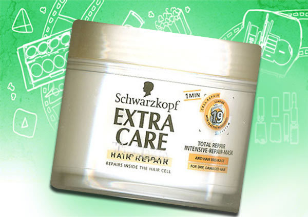 schwarzkopf extra care hair repair