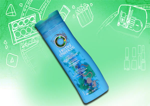 herbal essence hello hydration shampoo