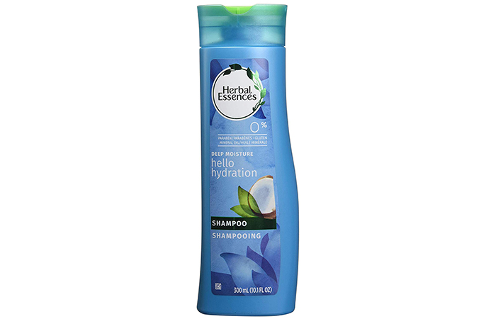 Herbal Essences Deep Moisture Hello Hydration Shampoo - Shampoos For Frizzy Hair